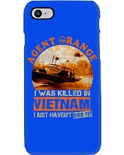 Agent Orange Water Vet Phone Case thumbnail