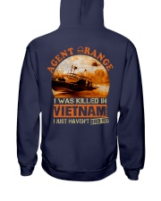 Agent Orange Water Vet Hooded Sweatshirt tile