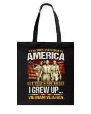 Grew Up Tote Bag thumbnail