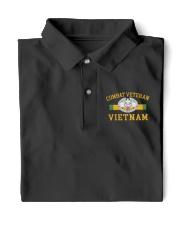 Combat Veteran-CMB Classic Polo front