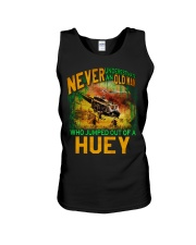 Jumped Out Unisex Tank thumbnail