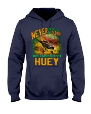 Jumped Out Hooded Sweatshirt thumbnail