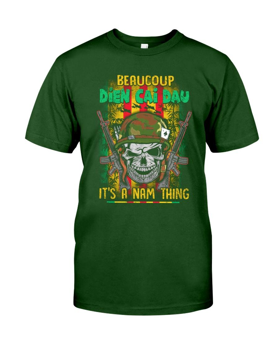 Dien Cai Dau Classic T-Shirt