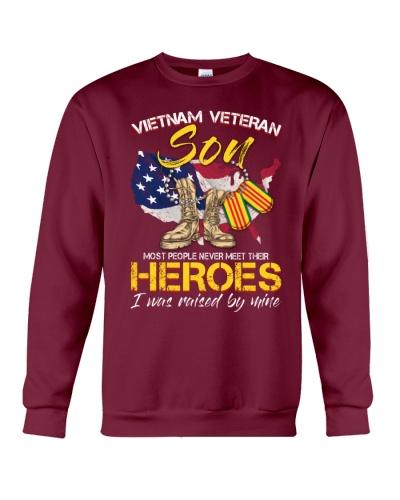 Hero Vietnam Veteran's Son