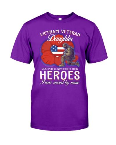 Hero Vietnam Veteran's Daughter