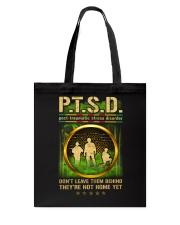 PTSD Tote Bag thumbnail