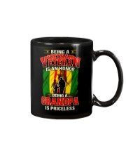 Vietnam Veteran Grandpa Priceless Mug thumbnail