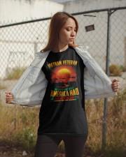 The Best America Had Classic T-Shirt apparel-classic-tshirt-lifestyle-07