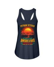 The Best America Had Ladies Flowy Tank thumbnail