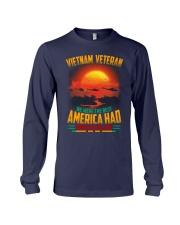 The Best America Had Long Sleeve Tee thumbnail