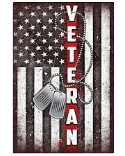 US Veteran Vertical Poster tile