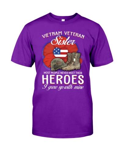 Hero Vietnam Veteran's Sister