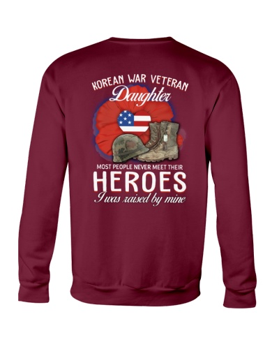 Hero Korean War Veteran's Daughter Back