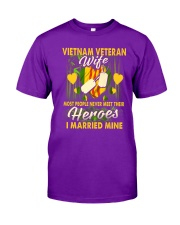 I married mine Classic T-Shirt front
