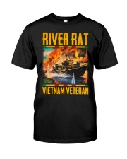 River Rat Classic T-Shirt tile