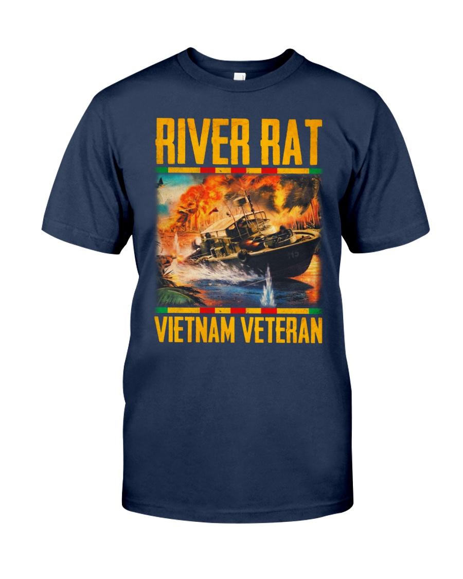 River Rat Classic T-Shirt