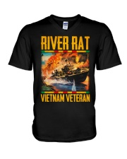 River Rat V-Neck T-Shirt thumbnail