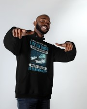 Most Life On Ships Hooded Sweatshirt apparel-hooded-sweatshirt-lifestyle-front-12