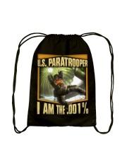 I Am The 001 Drawstring Bag thumbnail