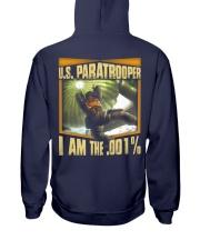 I Am The 001 Hooded Sweatshirt thumbnail