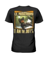 I Am The 001 Ladies T-Shirt thumbnail