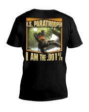 I Am The 001 V-Neck T-Shirt thumbnail