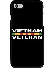 Vietnam Veteran Phone Case tile
