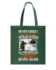 Never Forget Tote Bag thumbnail