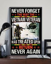 Never Forget 11x17 Poster lifestyle-poster-2