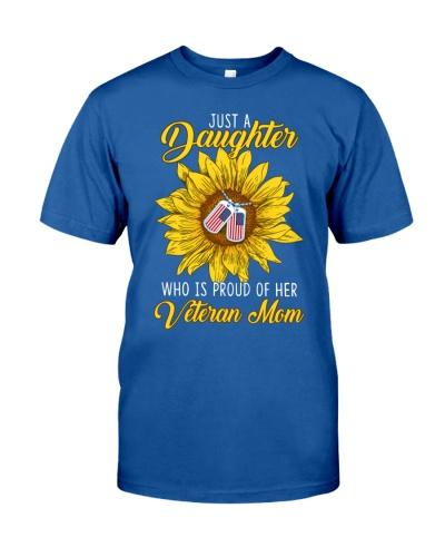 Proud Daughter Mom