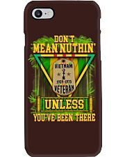 Mean Nuthin' Phone Case thumbnail