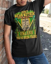 Mean Nuthin' Classic T-Shirt apparel-classic-tshirt-lifestyle-27