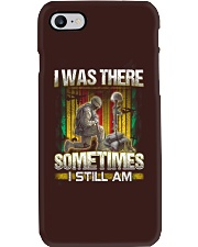 Vietnam Vet Was There Phone Case thumbnail