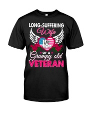 Long-suffering Wife Classic T-Shirt front