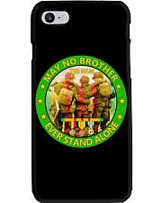 No Brother Ever Stand Alone Phone Case thumbnail
