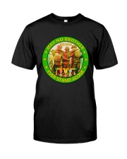 No Brother Ever Stand Alone Classic T-Shirt thumbnail