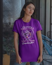 WWII Granddaughter Classic T-Shirt apparel-classic-tshirt-lifestyle-08