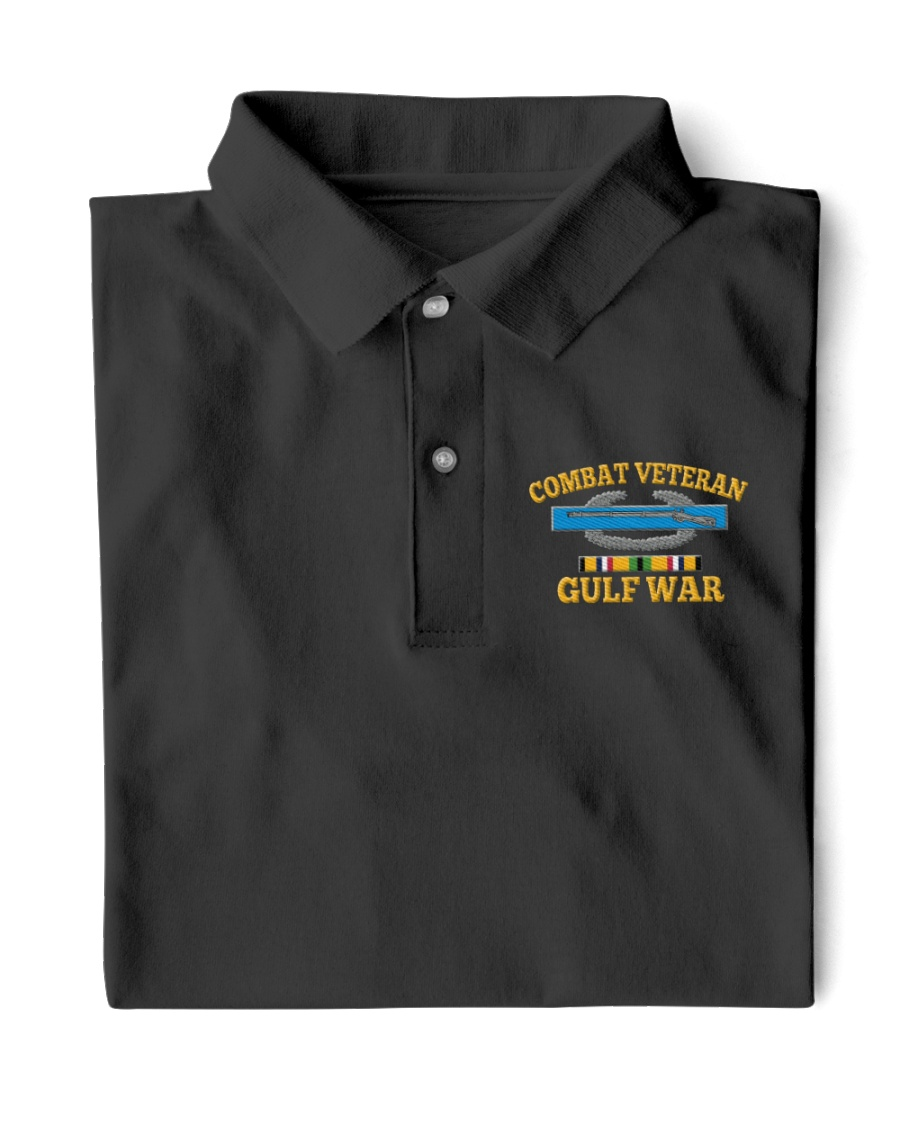CIB Gulf War Classic Polo