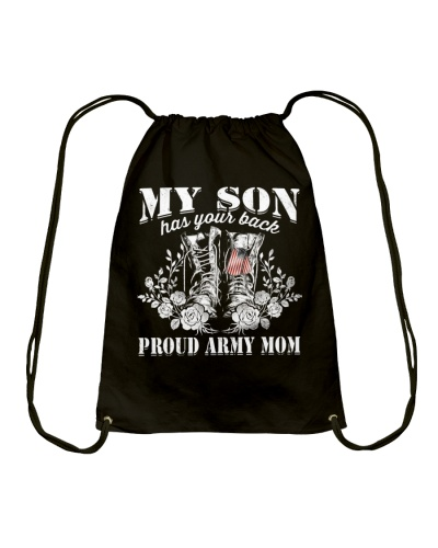 Ammom my son has your back