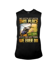 Get Outta This Place Sleeveless Tee thumbnail