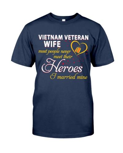 Vietnam Veteran Wife