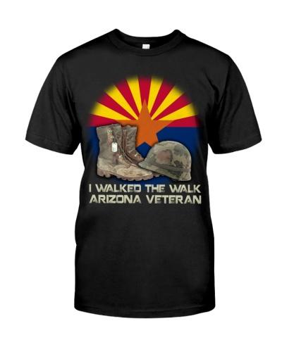 I Walked The Walk Arizona Veteran