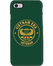 Vietnam Era Veteran Paratrooper Phone Case thumbnail