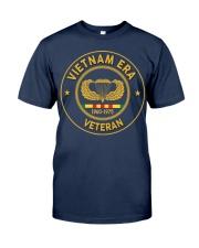 Vietnam Era Veteran Paratrooper Classic T-Shirt front