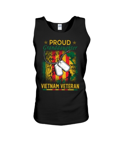 Vietnam Veteran's Proud Granddaughter