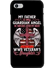 WWII Veteran-Guardian Angel Phone Case thumbnail