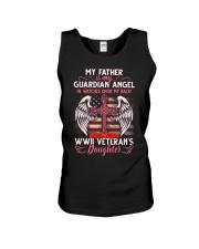 WWII Veteran-Guardian Angel Unisex Tank thumbnail