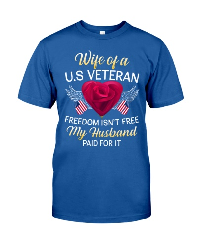 Wife Of A US Veteran-Husband Paid