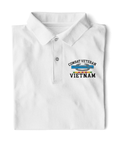 Combat Infantryman Badge-Vietnam Veteran