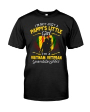 VN Vet-Pappy's Little Girl Classic T-Shirt front